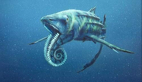 Top 10 Terrifying Prehistoric Sea Monsters