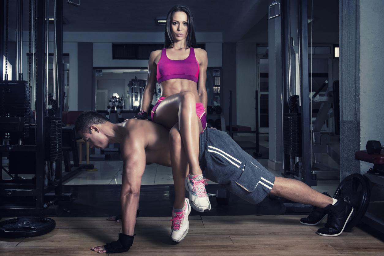 Glasgow gym