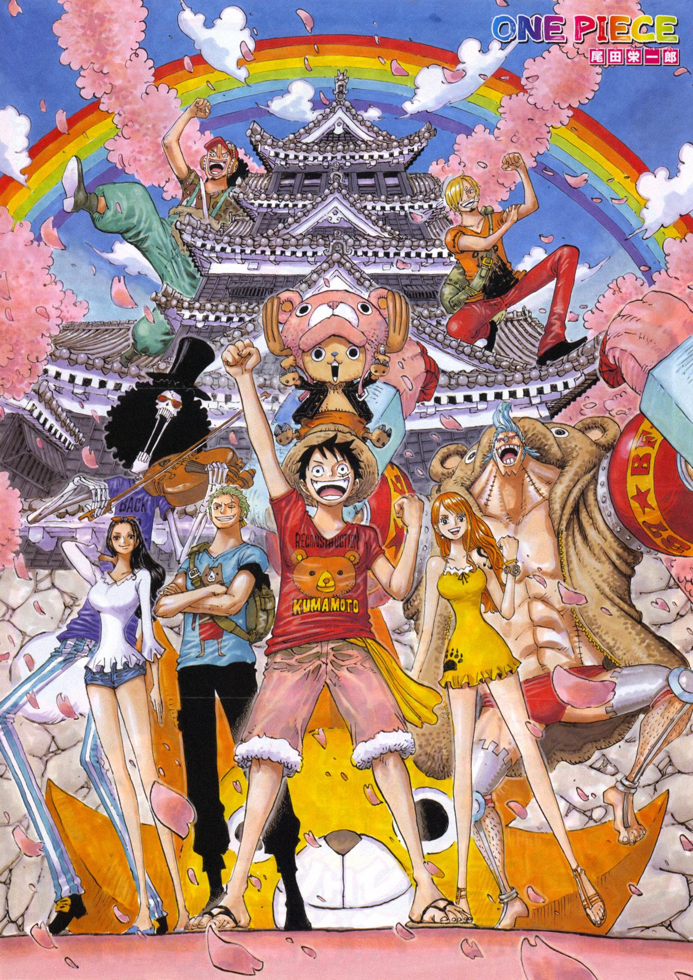One Piece, Monkey D. Luffy, Sanji