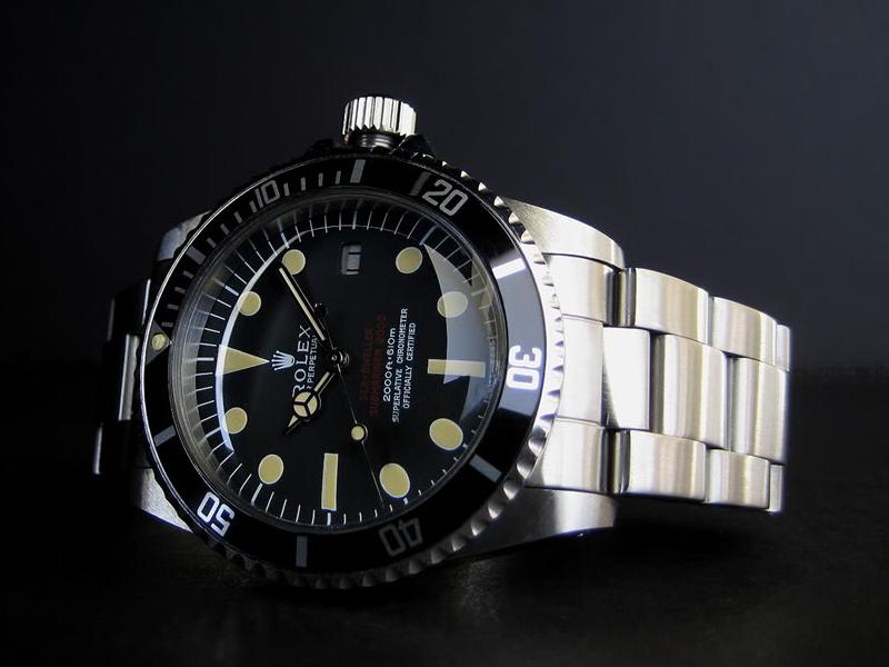 Rolex Watch Servicing