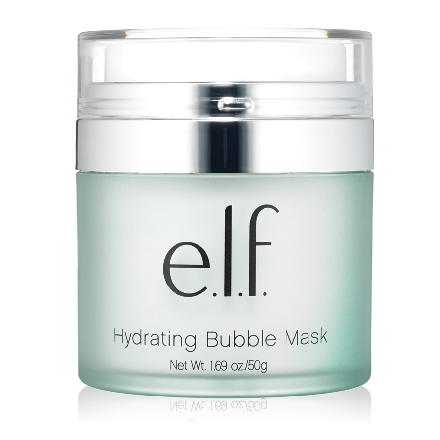 New E.L.F. Hydrating Bubble Mask: Review & First Impression
