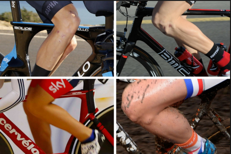 How To build leg muscles with biking