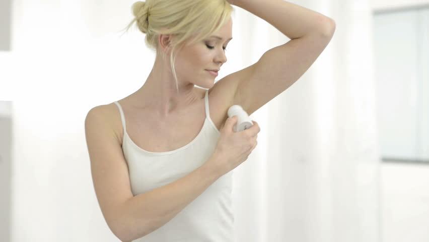 Antiperspirants for women