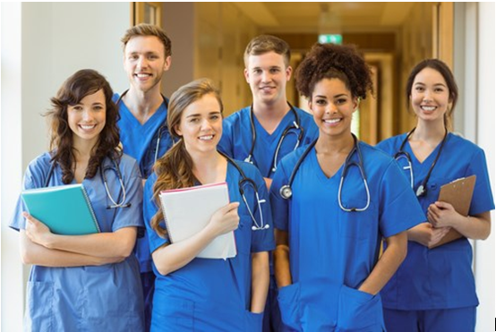 new medical students