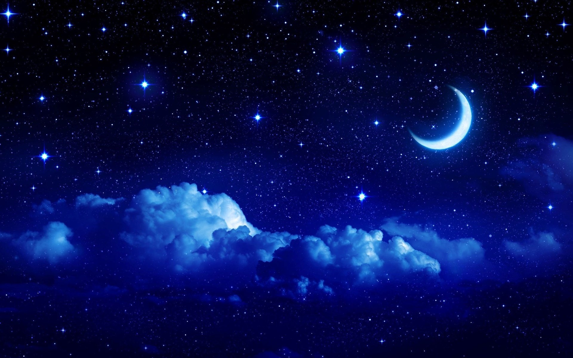 I Love You Like The Stars Love The Moon