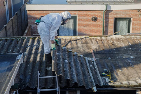 asbestos removal for the home