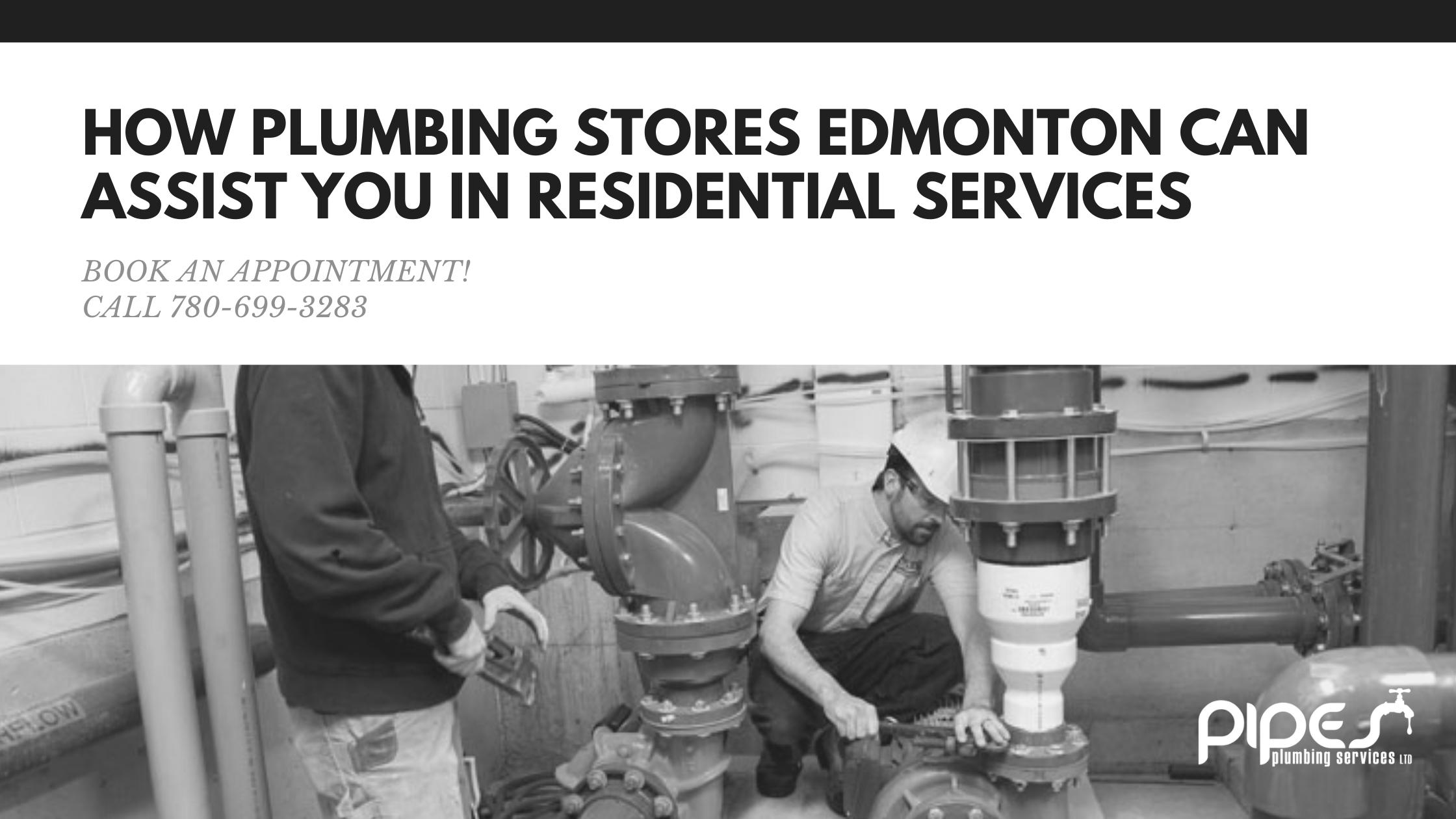 plumbing stores Edmonton