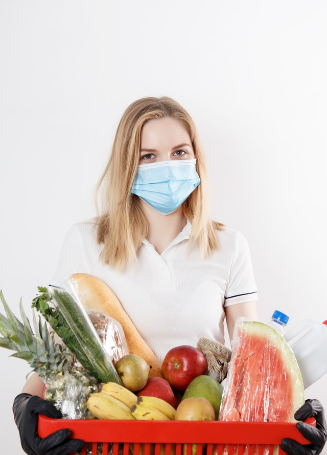 Food and nutrition tips during self-quarantine