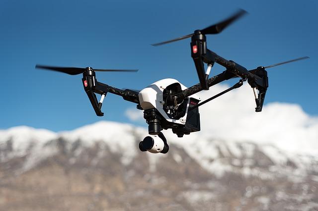 drone lidar tech