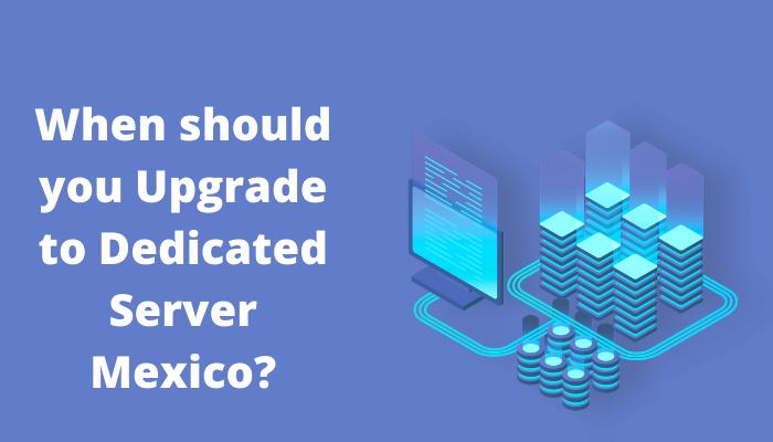 Dedicated Server Mexico
