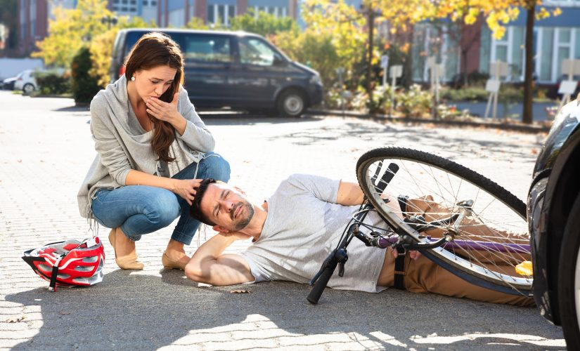 A Little Extra Caution Can Prevent an Accident with a Jogger or Bicyclist.