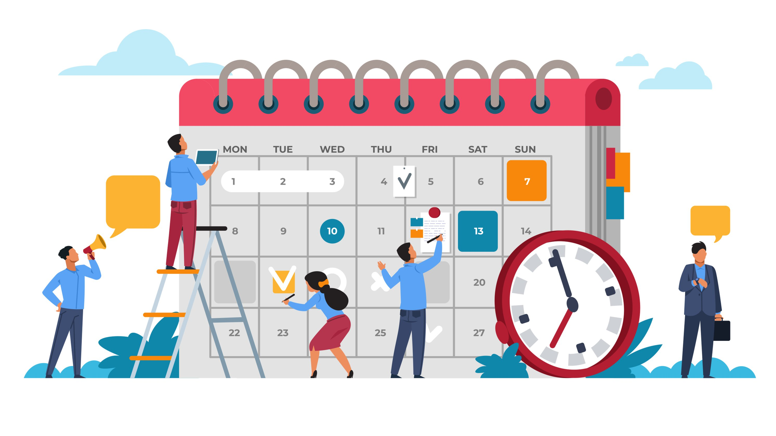 payroll, roster, employee scheduling software, time tracking