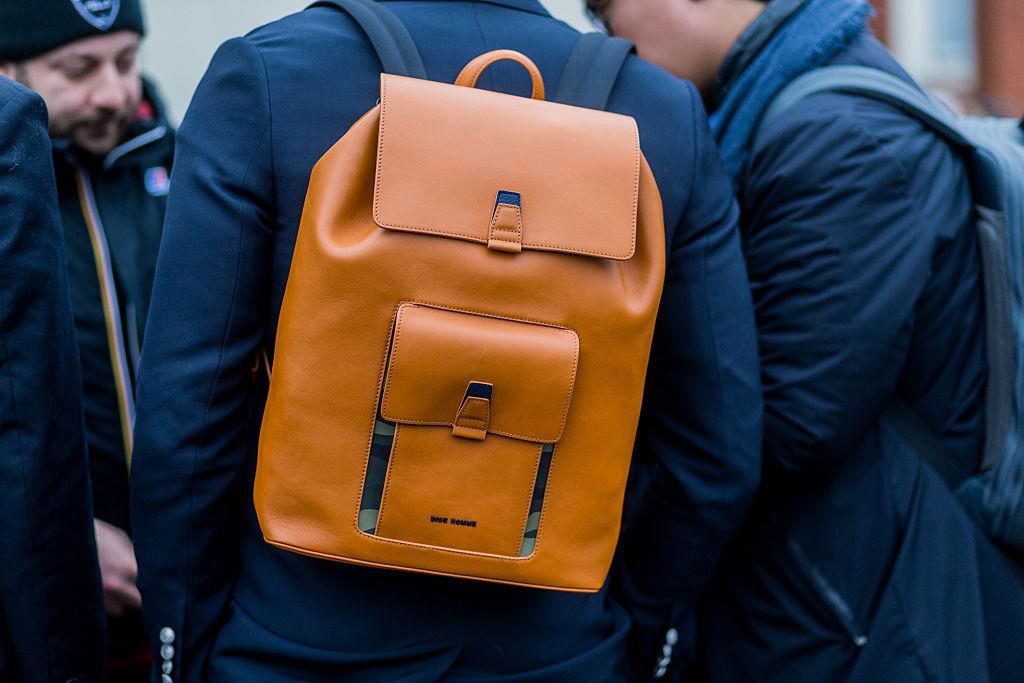 Men's bag trends
