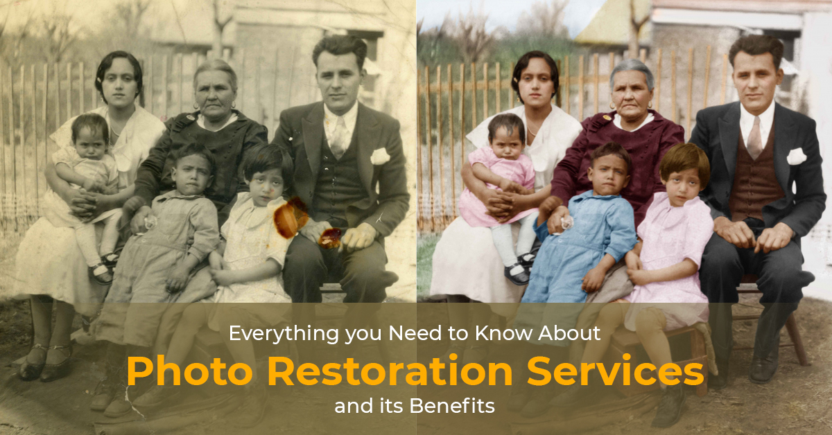 Everything You Need To Know About Photo Restoration Service