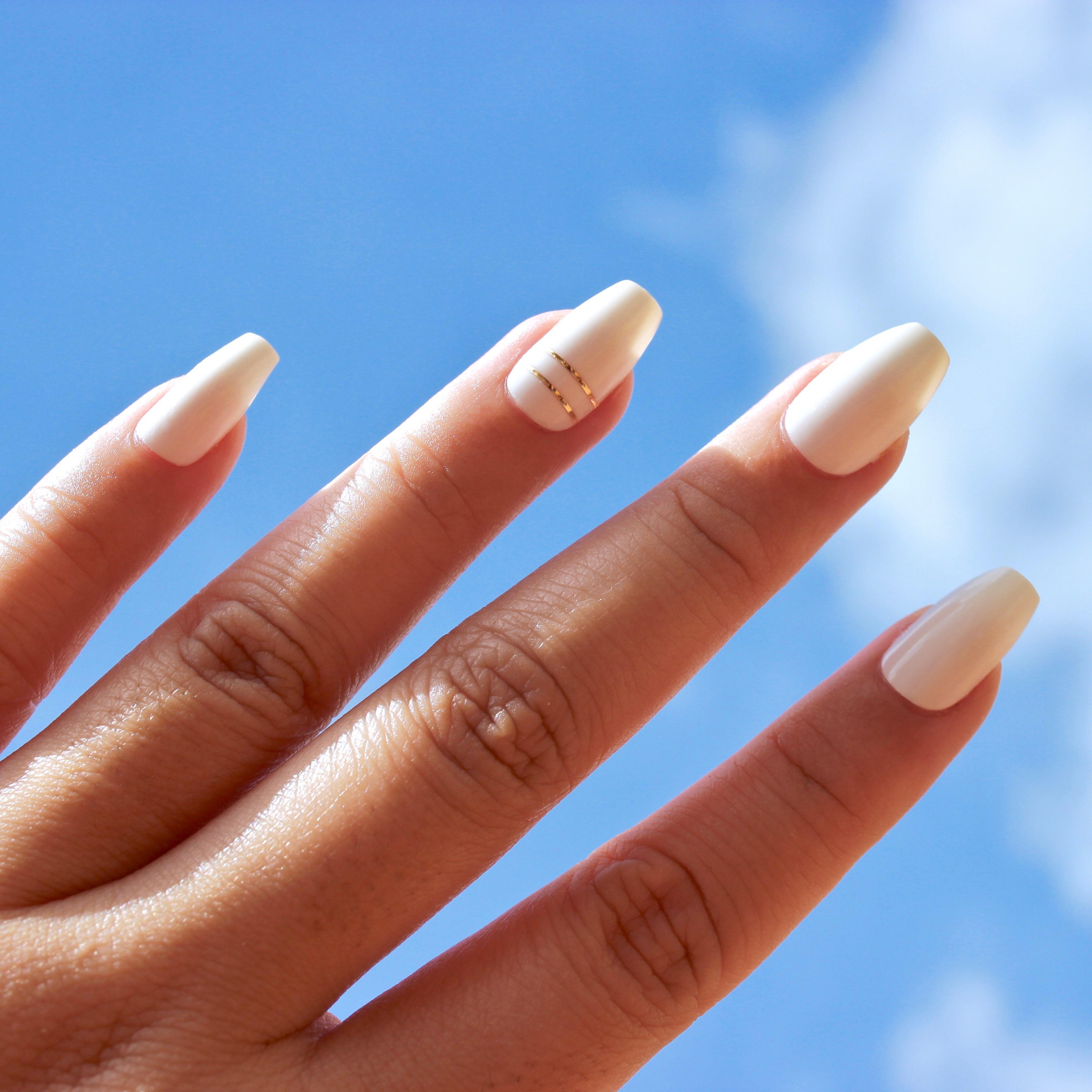 Clutch Nails Classy Nails