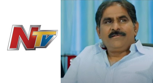 NTV Chairman Narendra Chowdary Tummala