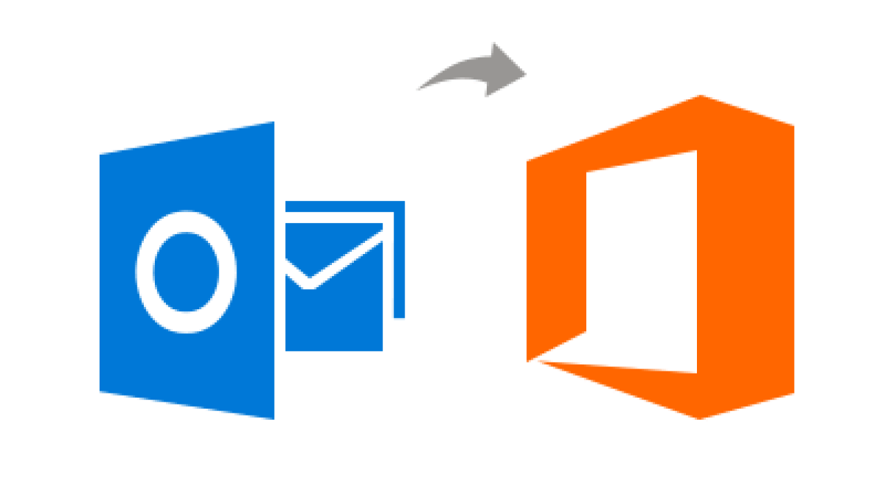 migrate Outlook PST to Office 365