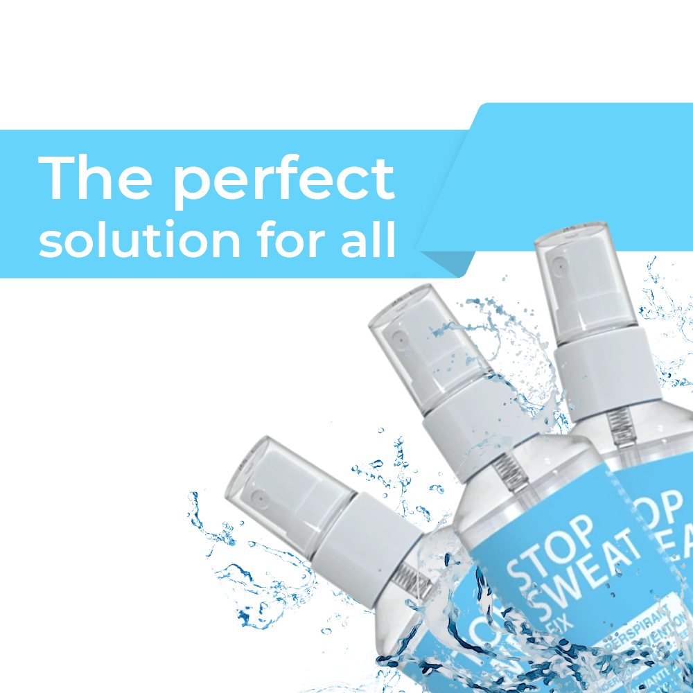 Stop Sweating Spray