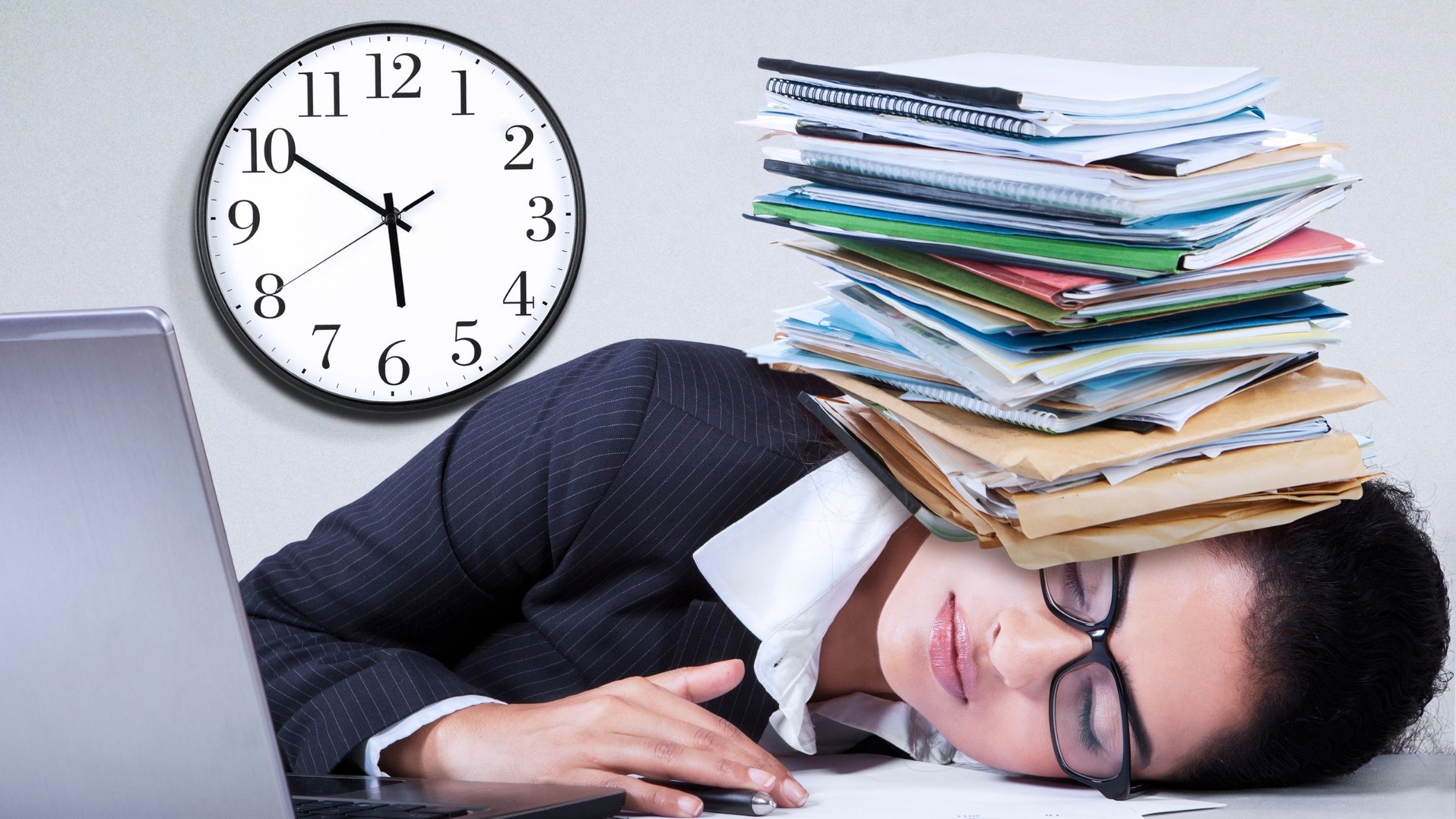 Overworking and How You Can Get Rid of It