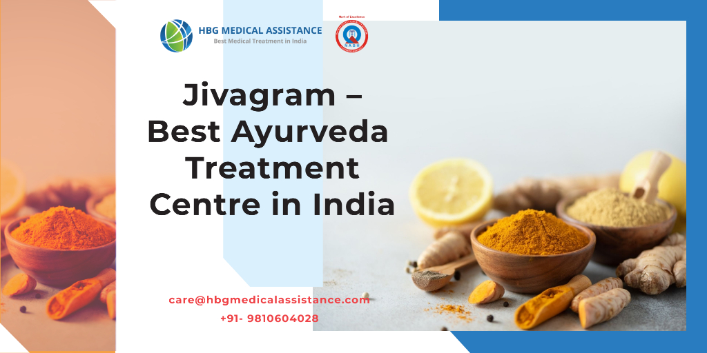 Ayurvedic treatment in India - HBG Medical Assistance