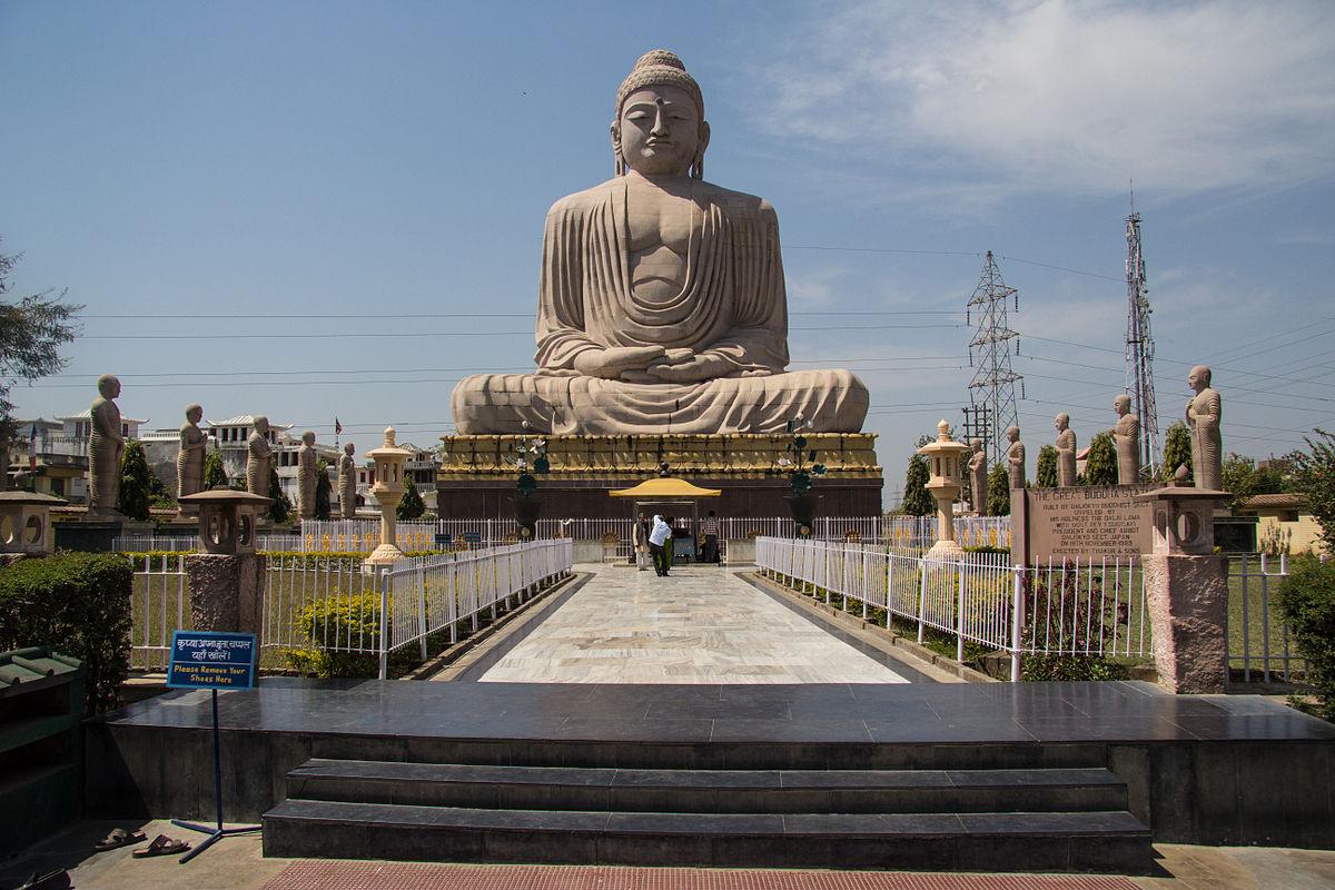 A Spiritual Journey To Bodh Gaya