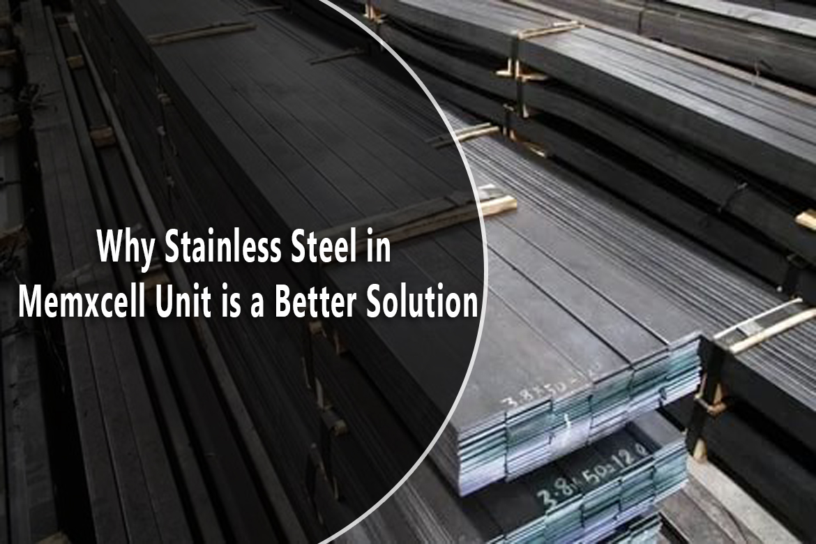 Buy Stainless Steel Memxcell