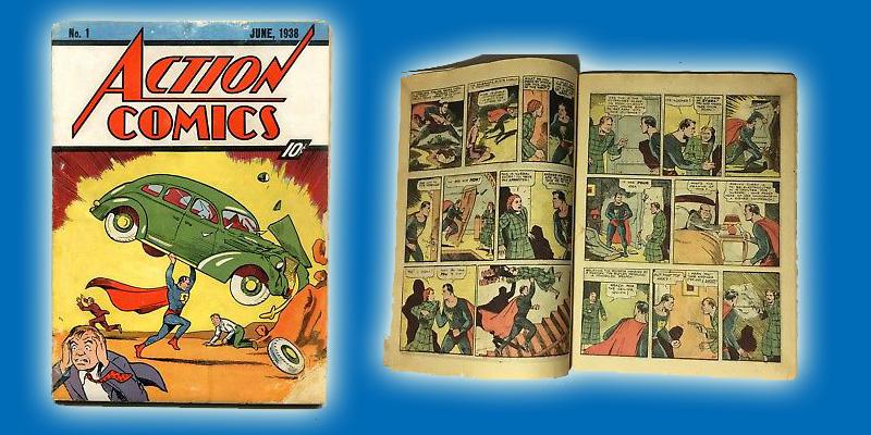action comic 1