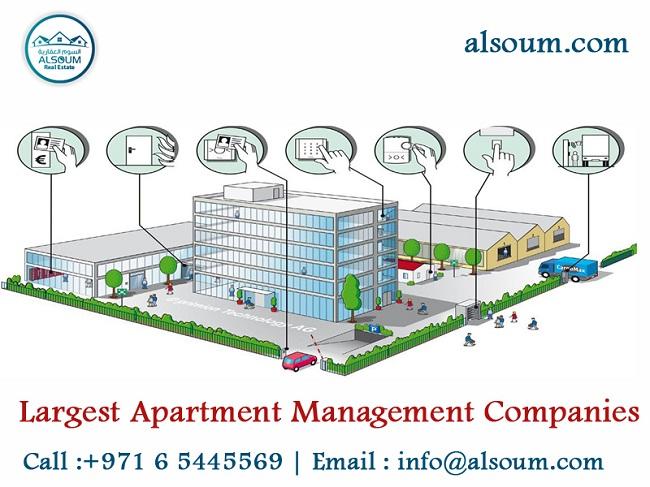 Biggest real estate management companies
