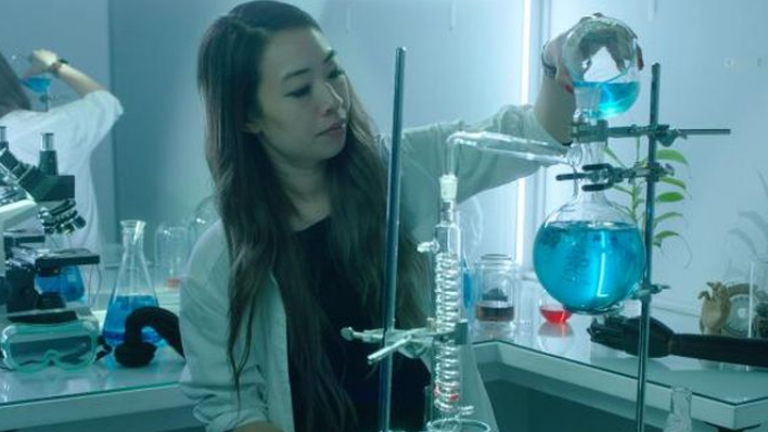 Ani Liu, an artist who can store a person's scent in a bottle