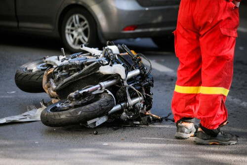 motorcycle, accident, lawyer, claim, injured