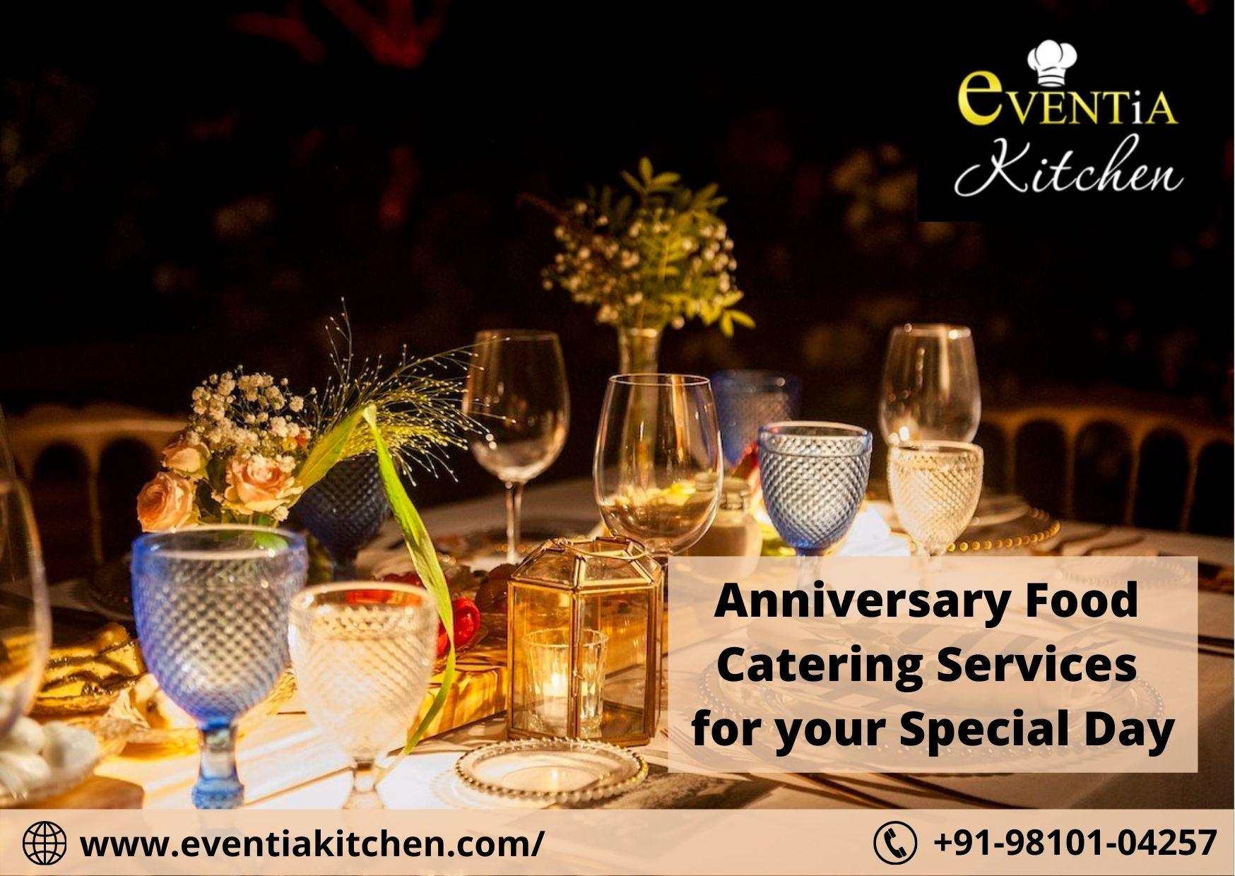 Anniversary Food Catering