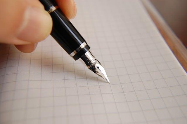 Best Pens for Lefties