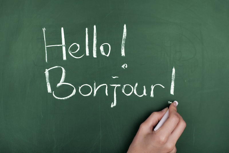 learn French with online courses