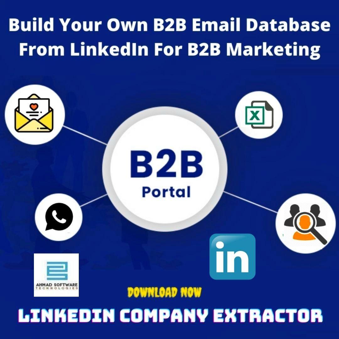 Linkedin Company Extractor, linkedin scraper, linkedin url scraper, linkedin email scraper, linkedin